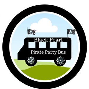 Designated Driver Pirate Party Bus