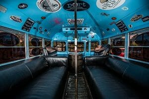 bloody mary party bus rental in Delaware